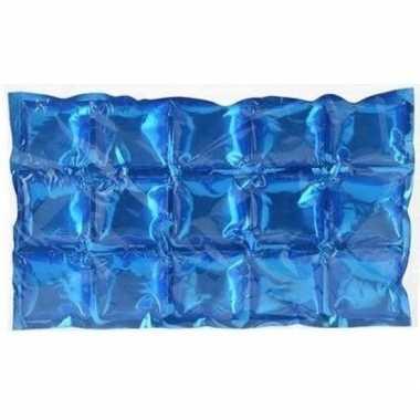 2x flexibele koelelementen 15 x 25 cm